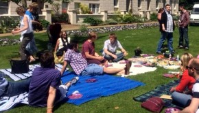 Deeson Group charity picnic