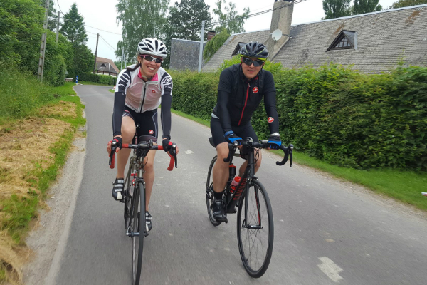 London to Paris by bike in 24 hours – Simon Wakeman