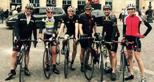 London to Paris team